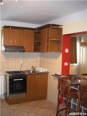 Chirie apartament cu 2 camere Dacia , amenajat, mobilat pret 250 euro - imagine 5