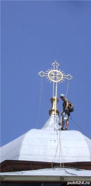 Alpinist utilitar reparatii Acoperisuri - imagine 3