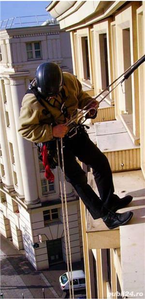 Alpinist utilitar reparatii Acoperisuri - imagine 2