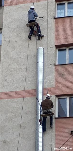 Alpinist utilitar reparatii Acoperisuri - imagine 1