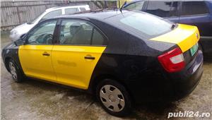 Skoda Rapid 16 tdi, motor Volkswagen,2014 unic proprietar,urgent. - imagine 1