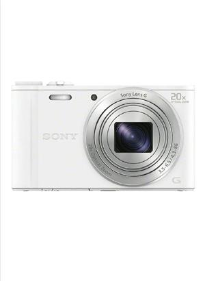 Aparat foto digital Sony Cyber-Shot DSC-WX350, 18 MP, Wi-Fi, Alb - imagine 4