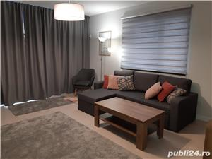 Proprietar, apartament 2 camere 85mp, 2 bai, lux, complet mobilat si utilat, bloc nou P+3 cu liftt - imagine 2