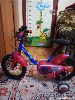 Bicicleta și trotineta pentru copii  - imagine 2