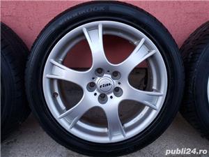 Jante Opel Astra J anvelope ca si noi de vara 225/45 /17 5x115 - imagine 6