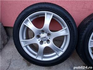 Jante Opel Astra J anvelope ca si noi de vara 225/45 /17 5x115 - imagine 7
