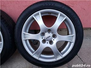Jante Opel Astra J anvelope ca si noi de vara 225/45 /17 5x115 - imagine 4