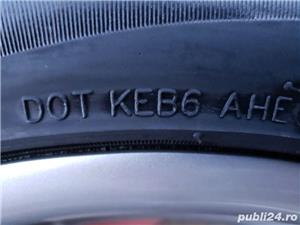 Jante Opel Astra J anvelope ca si noi de vara 225/45 /17 5x115 - imagine 9