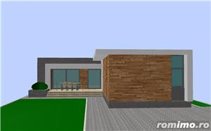 Casa la rosu sau teren Micalaca  - imagine 8