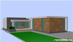 Casa la rosu sau teren Micalaca  - imagine 7