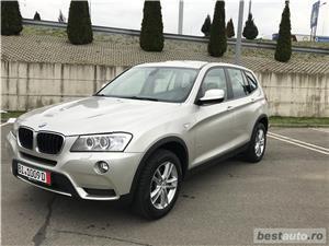 Bmw F25 X3 Xdrive,an 2012,184 cp,4x4,automat - imagine 2