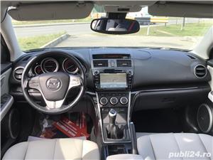 Mazda 6 gh fulll extra 2 litri 140 cp modele edition  - imagine 6