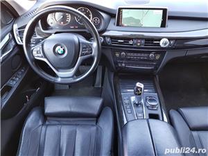 BMW X5 3.0 TDi 258 Cp 2014 Euro 6 Automat - imagine 6