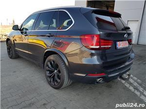 BMW X5 3.0 TDi 258 Cp 2014 Euro 6 Automat - imagine 4