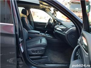 BMW X5 3.0 TDi 258 Cp 2014 Euro 6 Automat - imagine 10