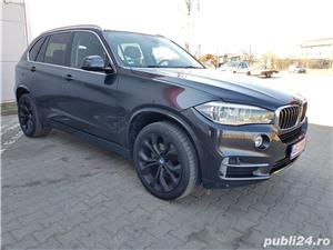 BMW X5 3.0 TDi 258 Cp 2014 Euro 6 Automat - imagine 2