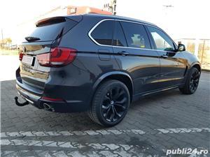 BMW X5 3.0 TDi 258 Cp 2014 Euro 6 Automat - imagine 3