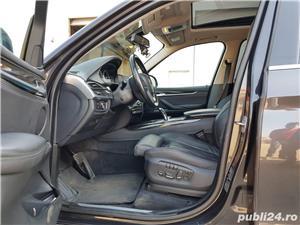 BMW X5 3.0 TDi 258 Cp 2014 Euro 6 Automat - imagine 5