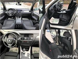 Bmw F25 X3 Xdrive,an 2012,184 cp,4x4,automat - imagine 8
