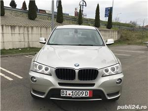 Bmw F25 X3 Xdrive,an 2012,184 cp,4x4,automat - imagine 1