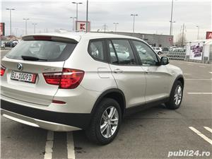 Bmw F25 X3 Xdrive,an 2012,184 cp,4x4,automat - imagine 5