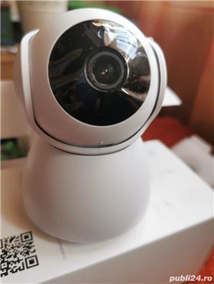 Camera supraveghere wifi pt ABC, copii, batrani, obiectv BESDER NOU - imagine 3