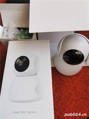 Camera supraveghere wifi pt ABC, copii, batrani, obiectv BESDER NOU - imagine 2