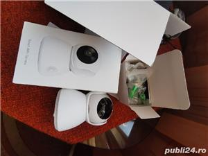 Camera supraveghere wifi pt ABC, copii, batrani, obiectv BESDER NOU - imagine 5