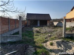 Casa la rosu sau teren Micalaca  - imagine 1