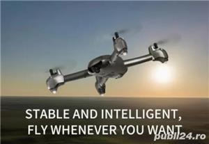 Drona camera 4k ,zbor 16-20 minute,Marime 31 cm Noua, Wi-Fi FPV,follow - imagine 4