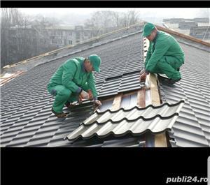 montaj și reparatii acoperișuri  - imagine 1