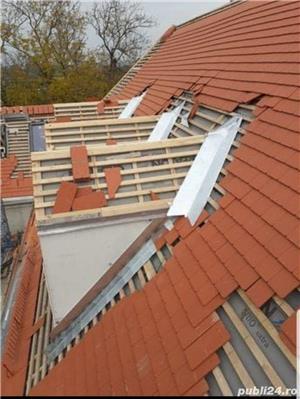 montaj și reparatii acoperișuri  - imagine 2