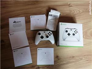 Vand Maneta Controller Gamepad Wireless Microsoft Xbox ONE si PC Pret 175 Lei - imagine 1