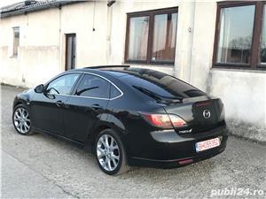 Mazda 6 gh fulll extra 2 litri 140 cp modele edition  - imagine 8