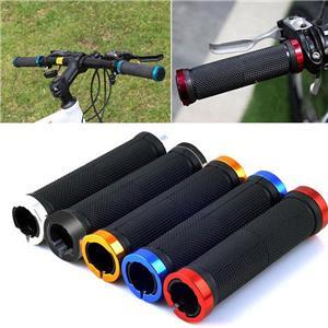 Mansoane cauciuc ghidon bicicleta lock on ergonomice antiderapante - imagine 3