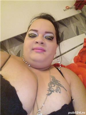 Transexuala reala cu sani - imagine 1