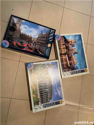 set 3 jocuri puzzle - imagine 3