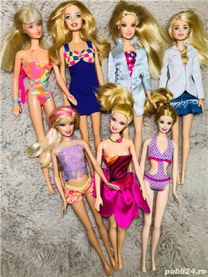Papusi Barbie Mattel si altele - imagine 2