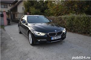 Bmw Seria 3 F30 luxury DIESEL inscris istoric de la 0 km - imagine 1