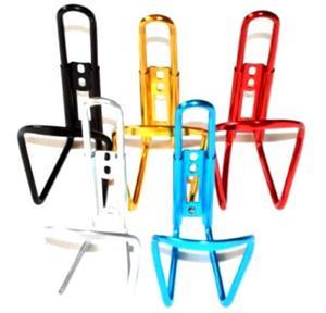 Suport universal din aluminiu pt bidon hidratare apa orice tip de bicicleta diverse culori cursiera - imagine 4