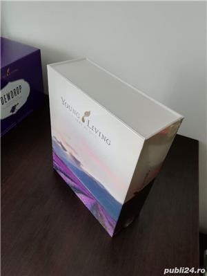 Young Living Premium Starter Kit cu difuzor DewDrop - imagine 2