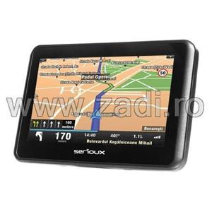 "GPS - auto- TIR : 4,3"" - harti si program camioane - imagine 3"