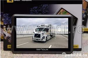 Aparate GPS Camion+Automobil noi pret mic-harti full europa-vandut zadi.ro - imagine 1