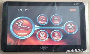 "GPS PNI 7""-4 programeTIR, garantie, harti actualizate toata europa - imagine 5"