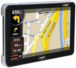 "GPS PNI 7""-4 programeTIR, garantie, harti actualizate toata europa - imagine 2"