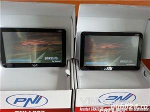 "GPS PNI 7""-4 programeTIR, garantie, harti actualizate toata europa - imagine 1"