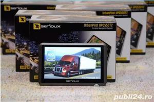 Gps-camion-harti noi-traseu usor/rapid/scurt precalculat - imagine 1