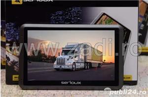Gps-camion-harti noi-traseu usor/rapid/scurt precalculat - imagine 5