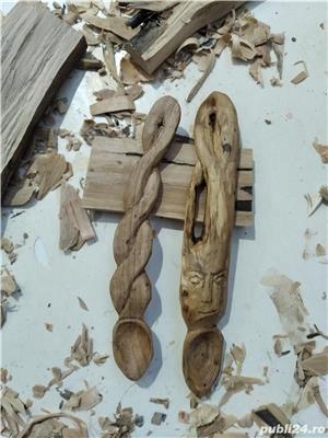 Crestături în lemn - imagine 1