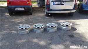 Jante originale pentru Skoda Rapid și mai am pentru Opel Astra G, Astra H, vectra, zafira, Meriva  - imagine 6